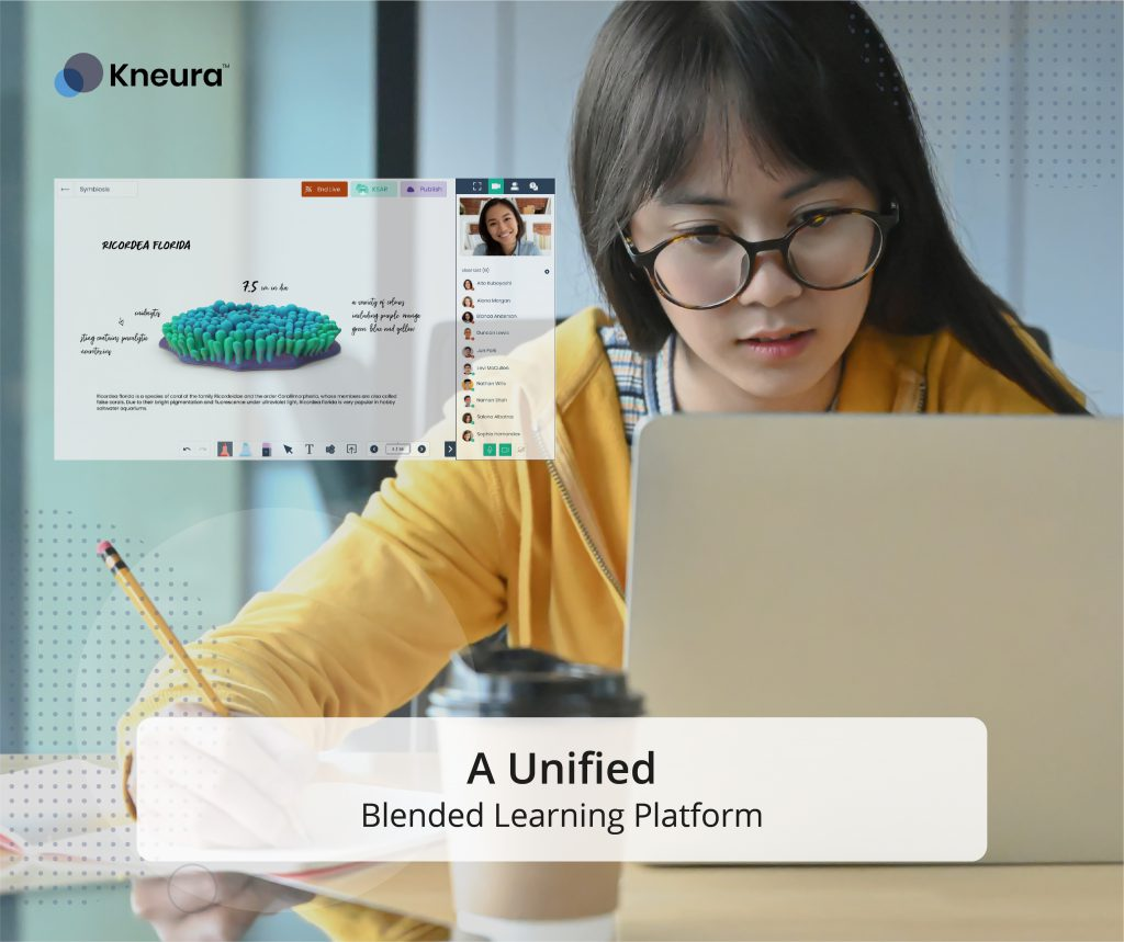 Kneura - Blended Learning Platform